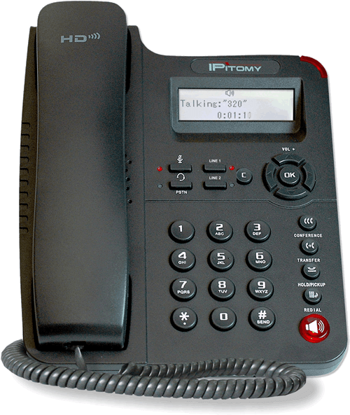 Ipitomy HD IP220 Telephone