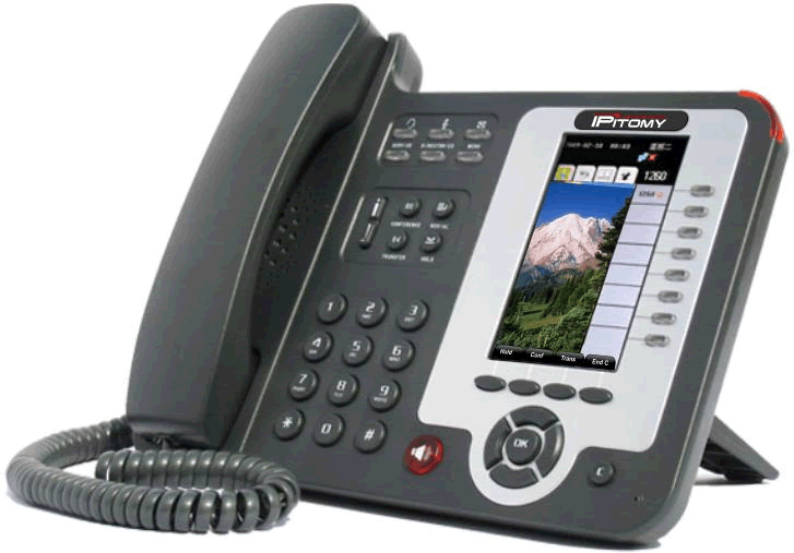 Ipitomy HD620 VoIp telephone