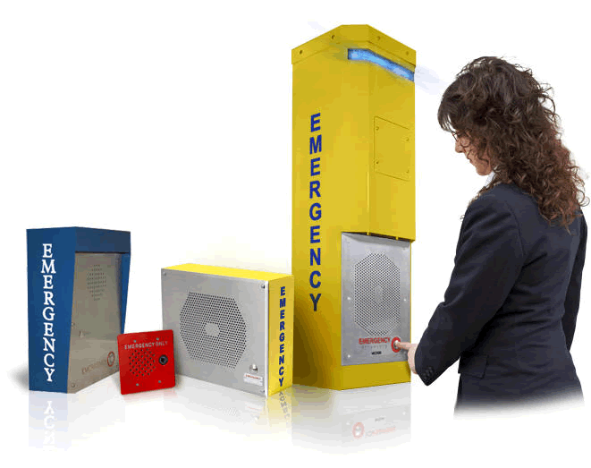 Valcom Emergency IP-CallBoxes